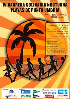 IV Carrera Solidaria Nocturna Playas de Punta Umbría