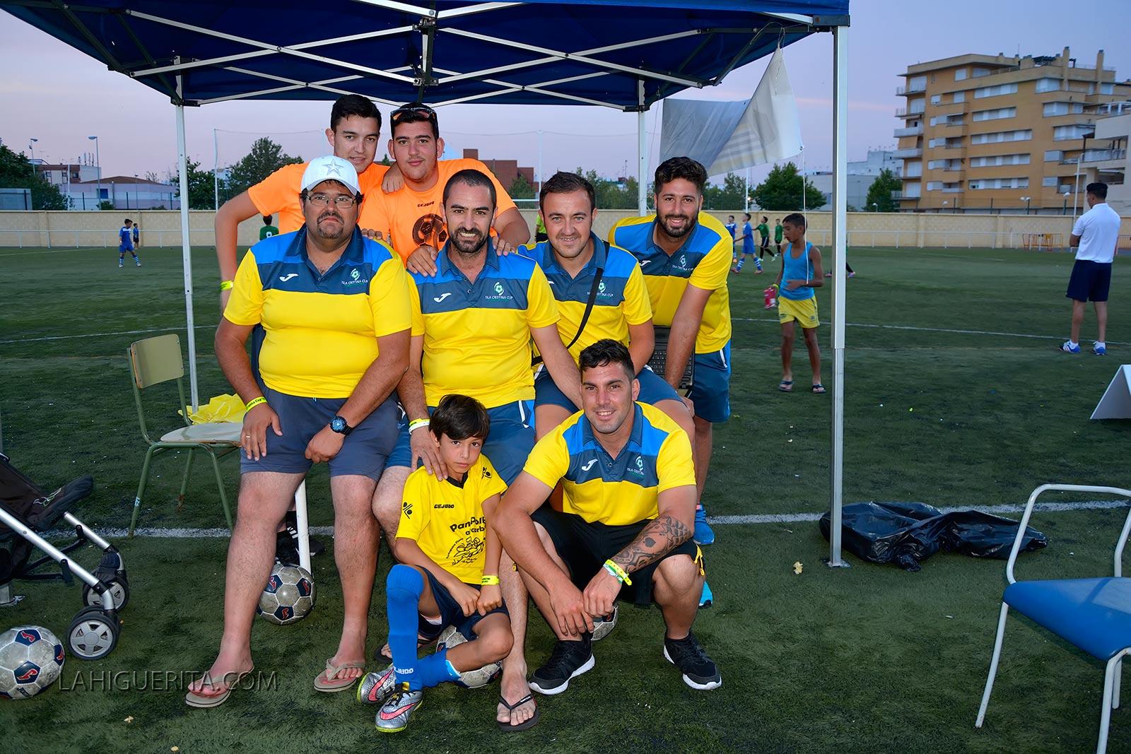 II Torneo Fútbol Base Isla Cristina CUP`15