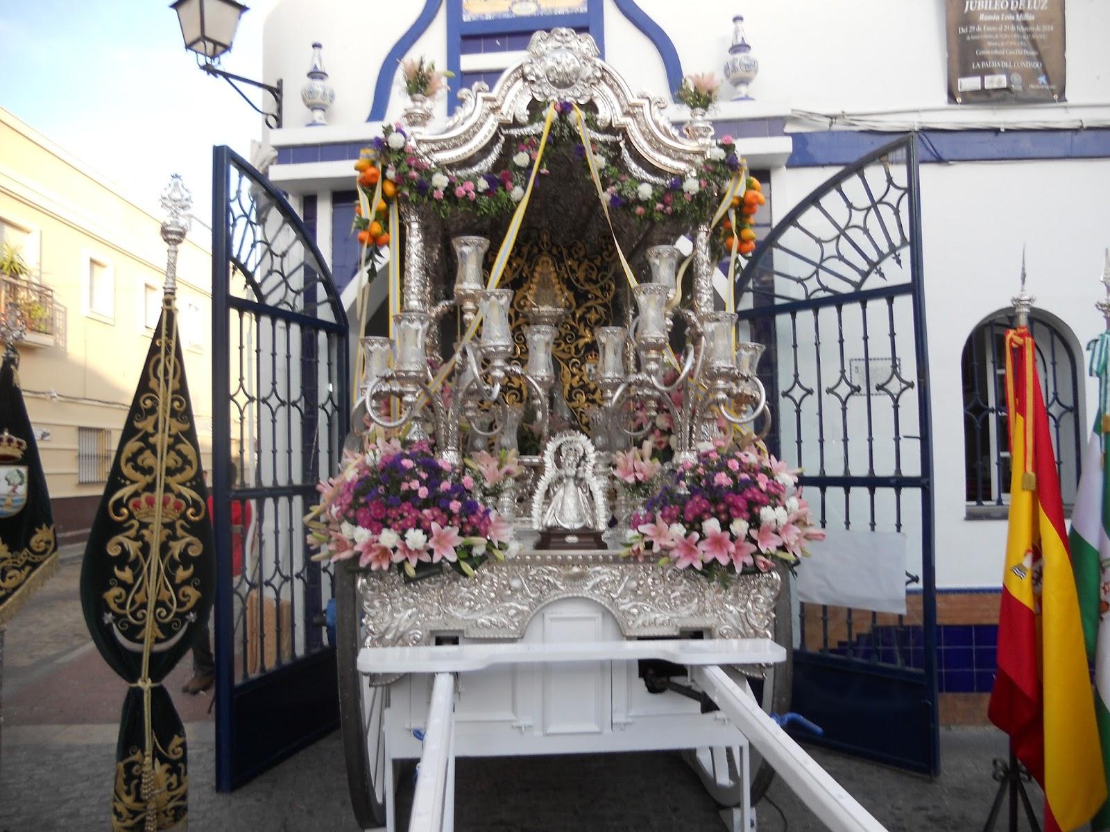 Nueva Temporada de la SALVE en la Hermandad del Rocío de Isla Cristina