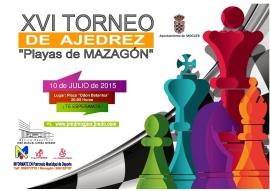 XVI Torneo de Ajedrez Playas de Mazagón