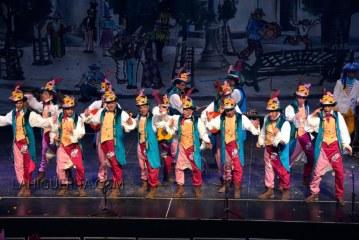 """Comparsa """"El Barrio de la Hipocresía"""" Carnaval de  Isla Cristina 2015"""