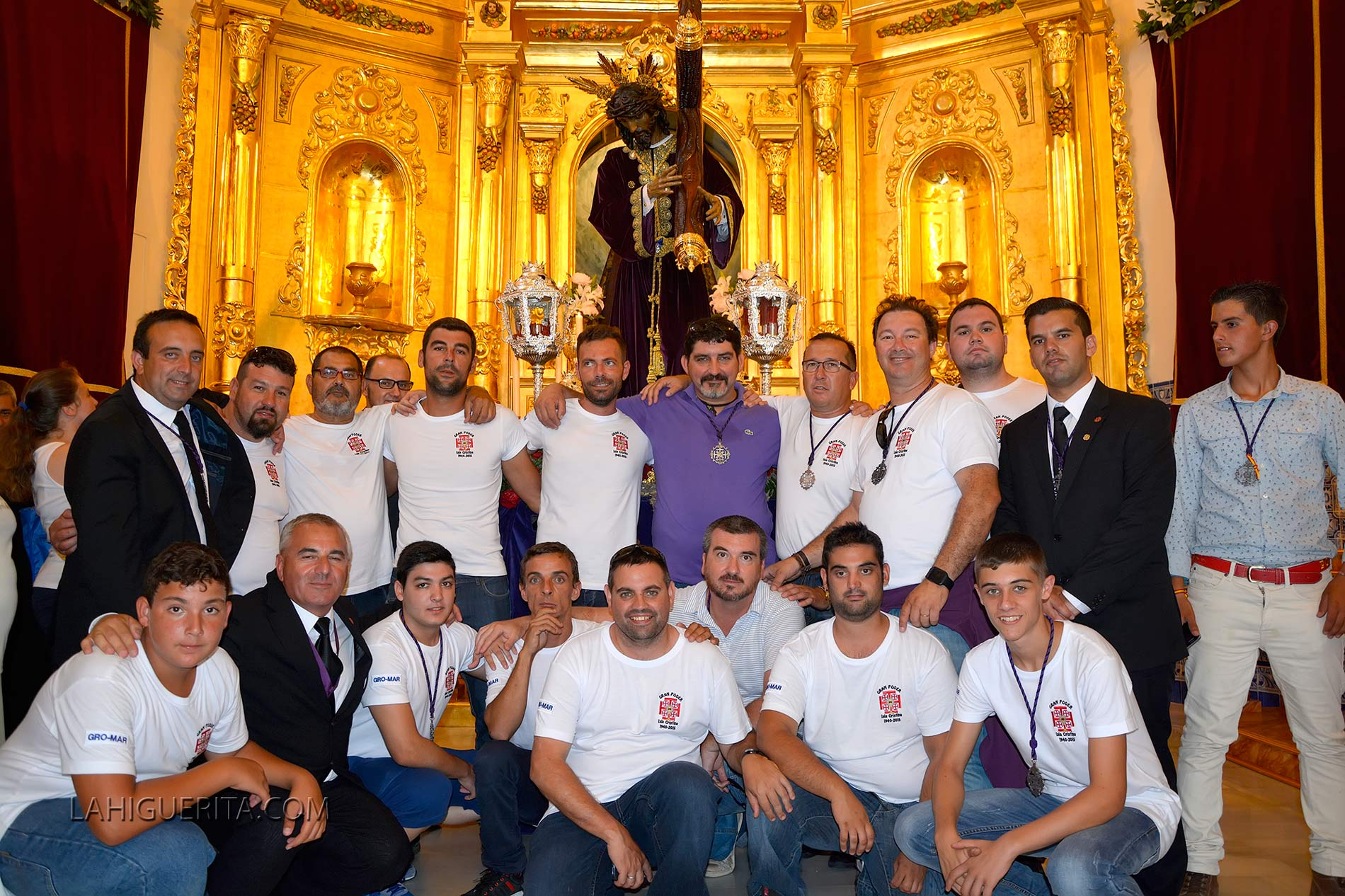 75 Aniversario del Padre Jesús del Gran Poder de Isla Cristina