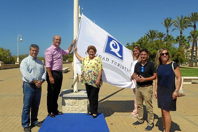 Q de Calidad, Bandera Azul y distintivo EcoPlayas para Islantilla