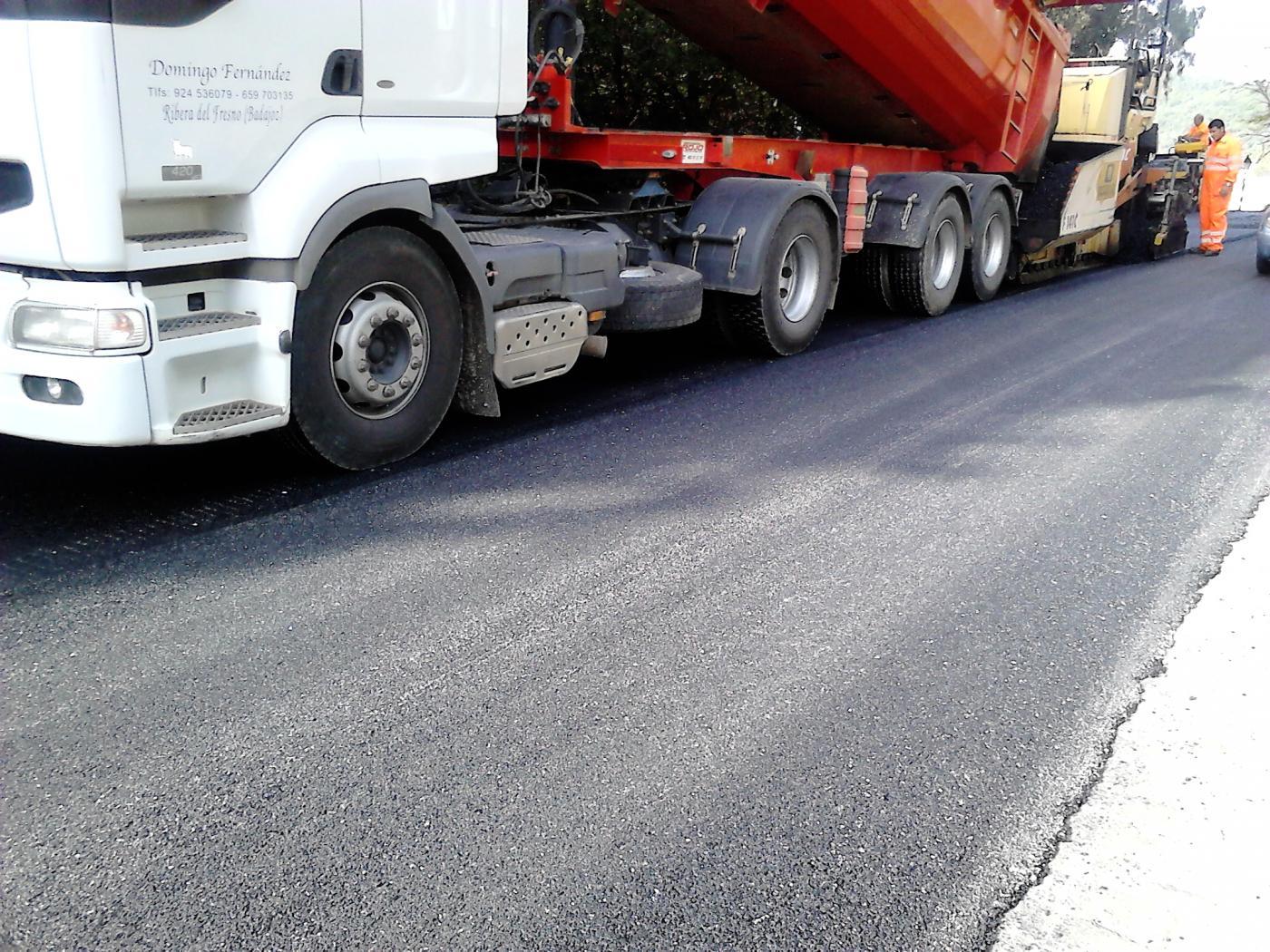 Diputación invertirá 83.586 euros en el arreglo de la carretera entre La Redondela y Pozo del Camino