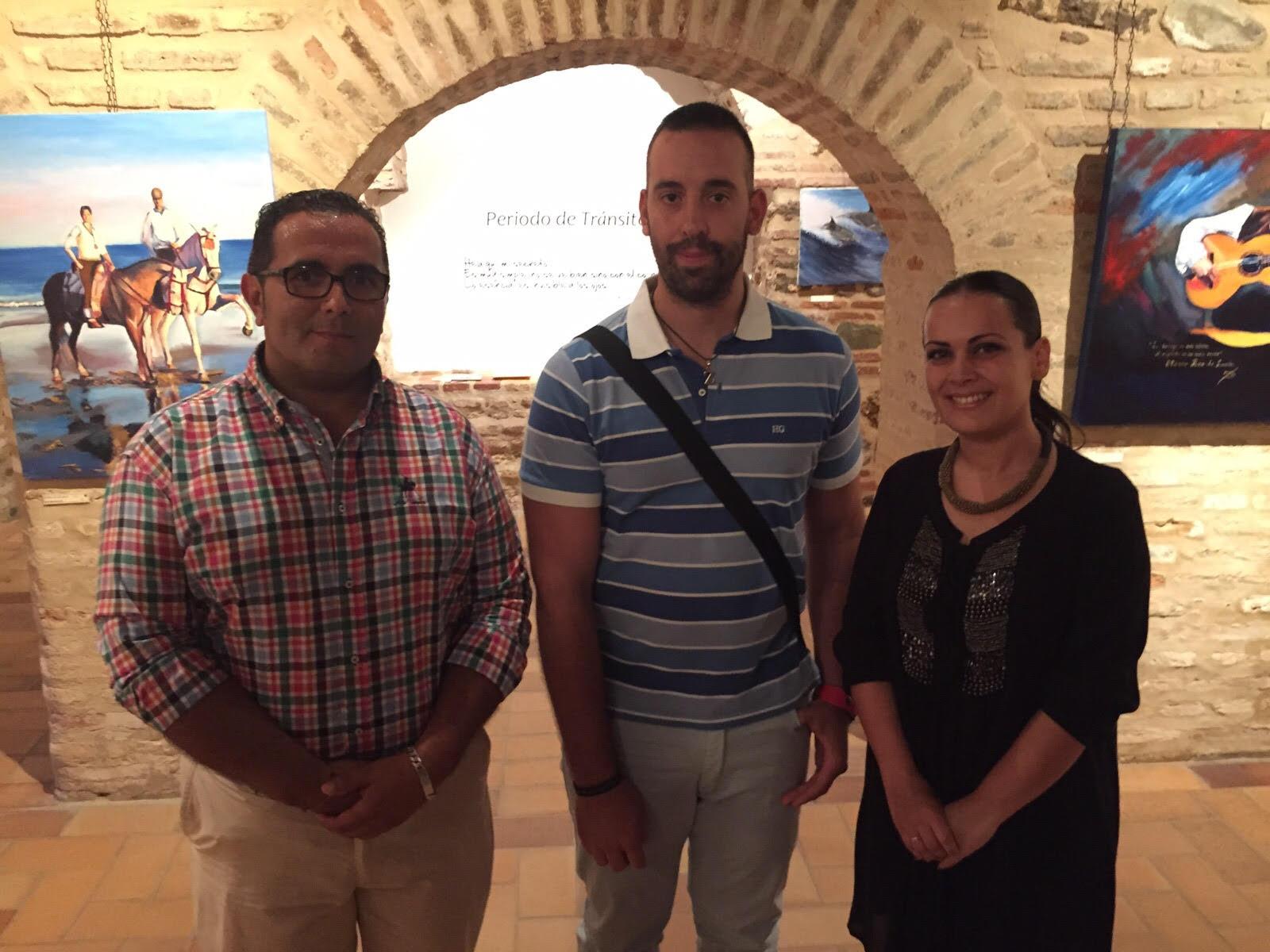 Exposición de Pinturas Villa de La Redondela, bajo el título