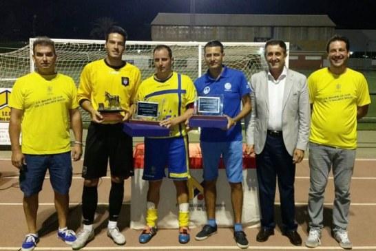El Recreativo de Huelva Vencedor del XLV Trofeo Platero de Fútbol