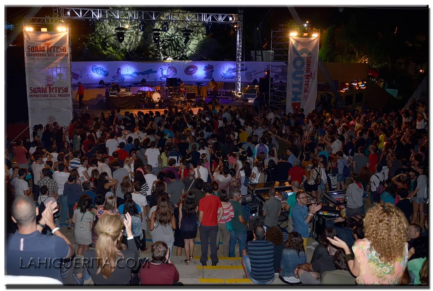 Se cierra cartel en el South Pop Isla Cristina 2015
