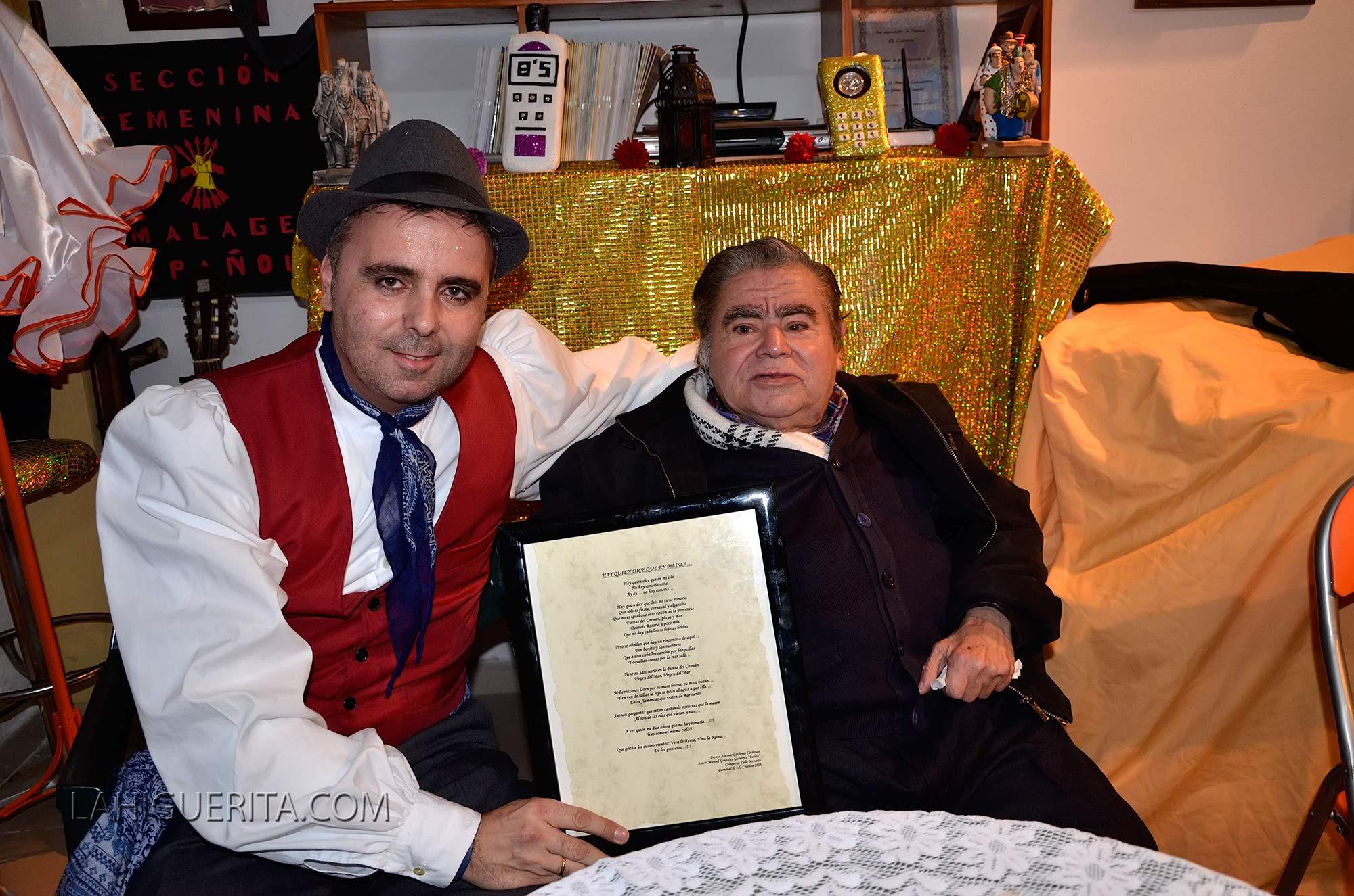 Premio Antonio Cárdenas 2015
