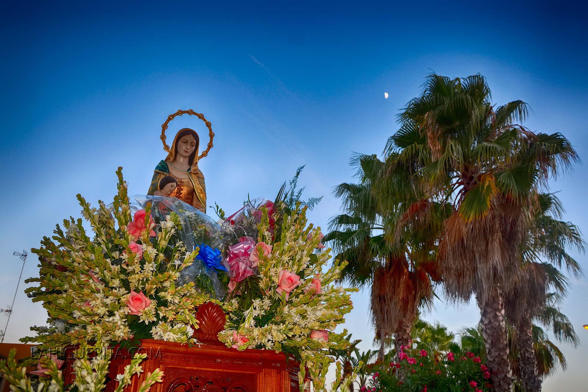 Virgen del Mar 2015