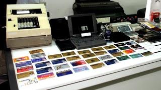 Detenidos en Islantilla a los Jefes de una Organización Criminal Dedicada a Clonar Tarjetas de Crédito