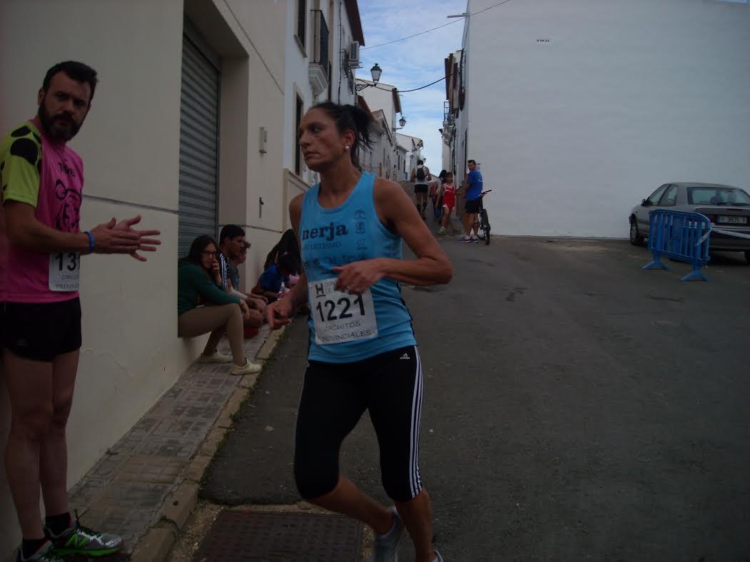 Adrián Andivia Campeón del Gran Fondo Huelva / Lidia Rodríguez Ganó la Prueba en Féminas