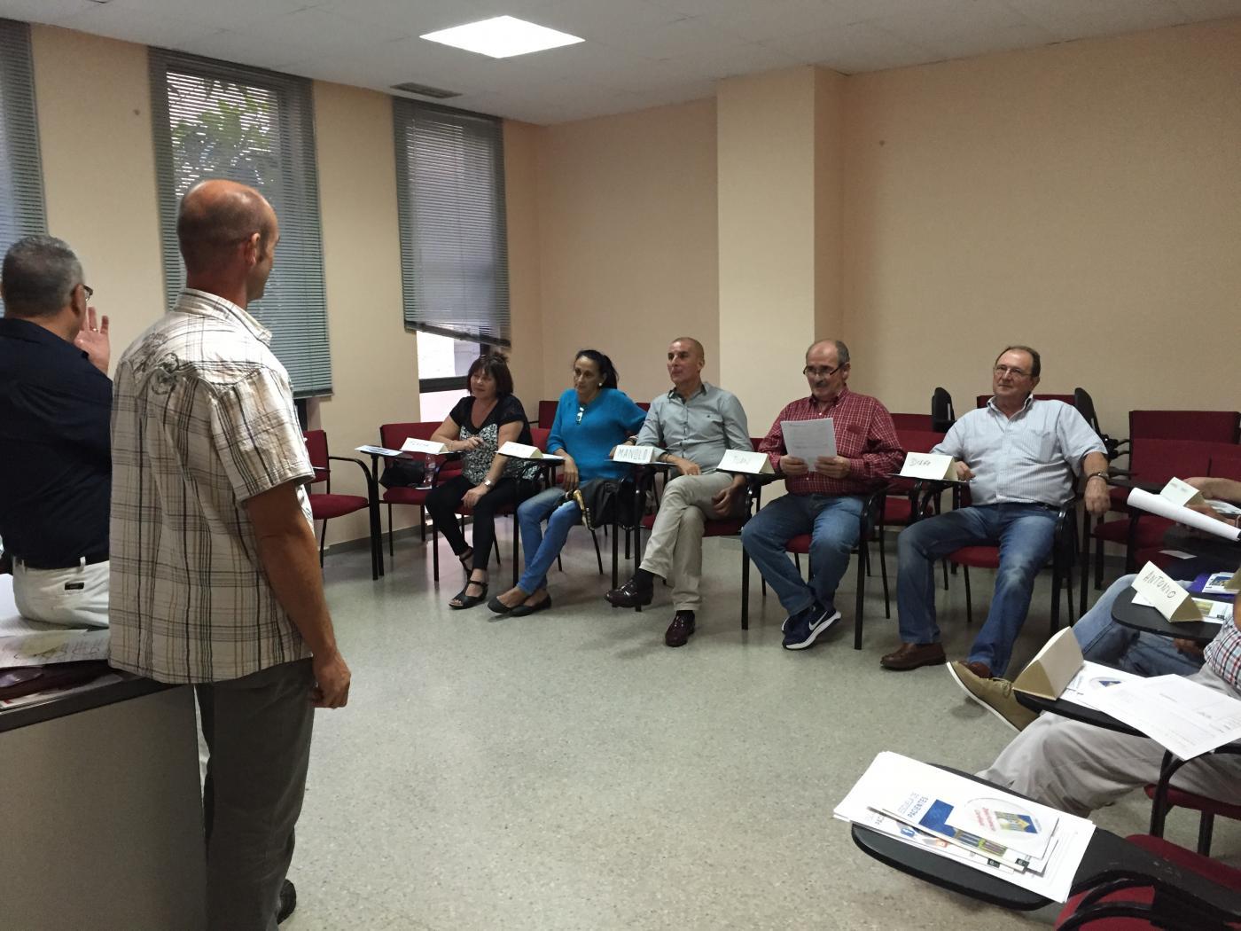 Primera aula en Huelva para pacientes que han sufrido infarto de miocardio