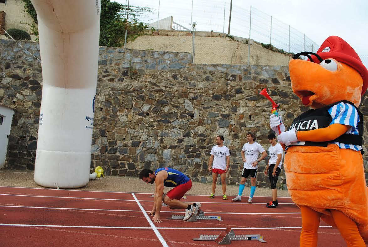 Nuevo Test para Huelva 2016 tras la celebración del TCA en la ciudad deportiva