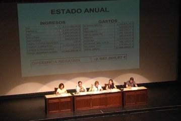 El Ayuntamiento de Isla Cristina plantea un ERE que afectaría al 25% de la plantilla