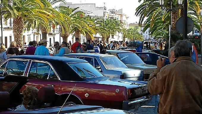 El Club de amigos del Clásico de Isla Cristina en la exposición de Bollullos Par del Condado