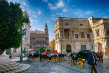 Un paseo en diciembre por Sevilla