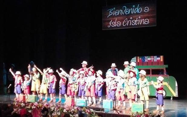 Segundo día de preliminares del Carnaval de Isla Cristina