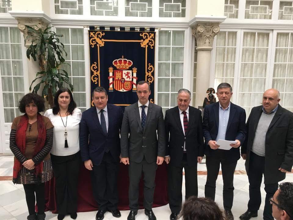 Isla Cristina se suma a la lucha contra la violencia de género junto a otros treinta consistorios andaluces