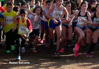 La Armada Atlética por Huelva al Campeonato Andaluz de Cross Largo y Andrés Guerrero por Isla Cristina