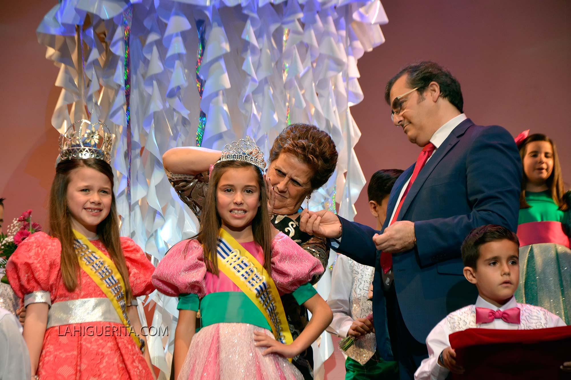 Coronación Infantil del Carnaval de Isla Cristina 2016