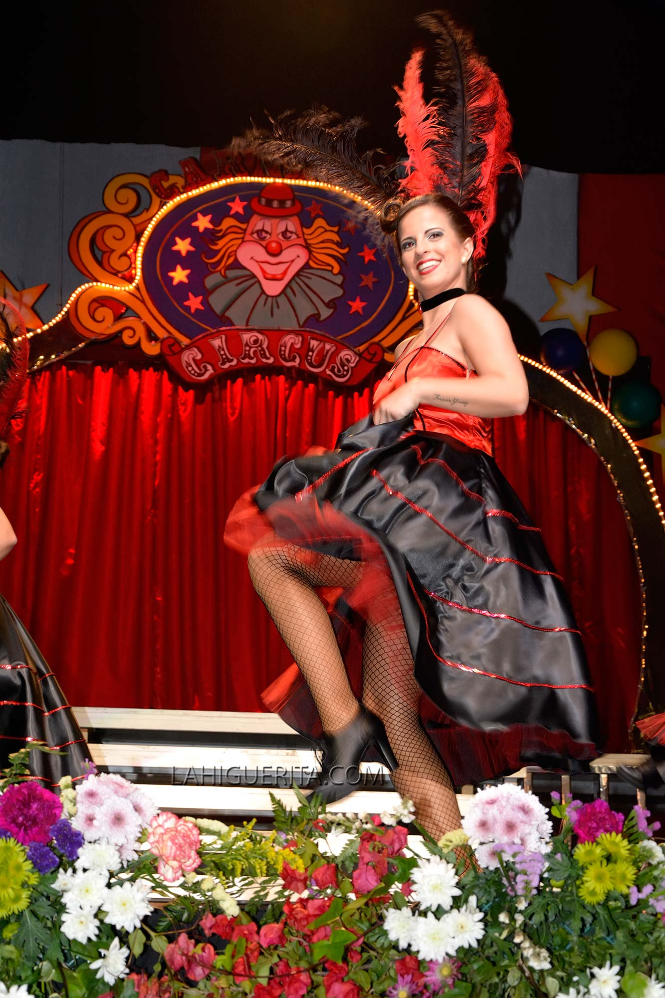 Show Coronacion juvenil carnaval isla cristina 2016 _DSC2592