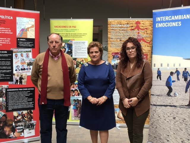Isla Cristina acoge una exposición sobre el pueblo saharaui