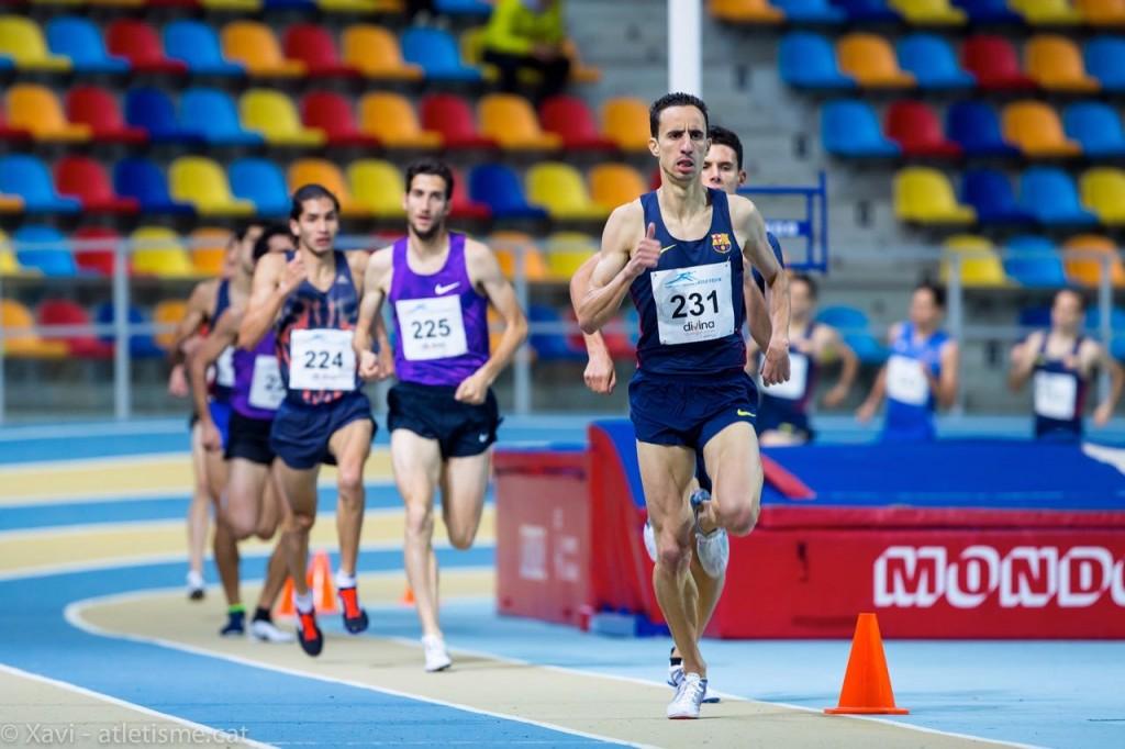 Cortés y Santos Compitieron en el Nacional Absoluto de Atletismo en P.C.