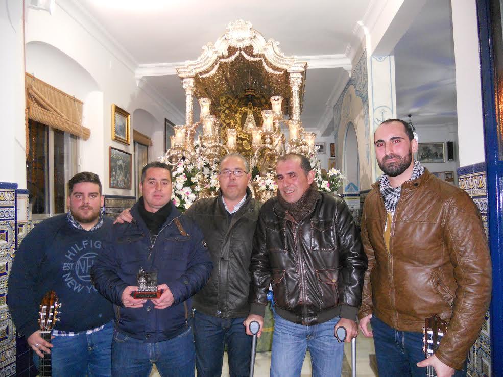 """""""Amigos de Kalandraque Cantan la Salve"""" en la Hermandad del Rocío de Isla Cristina"""