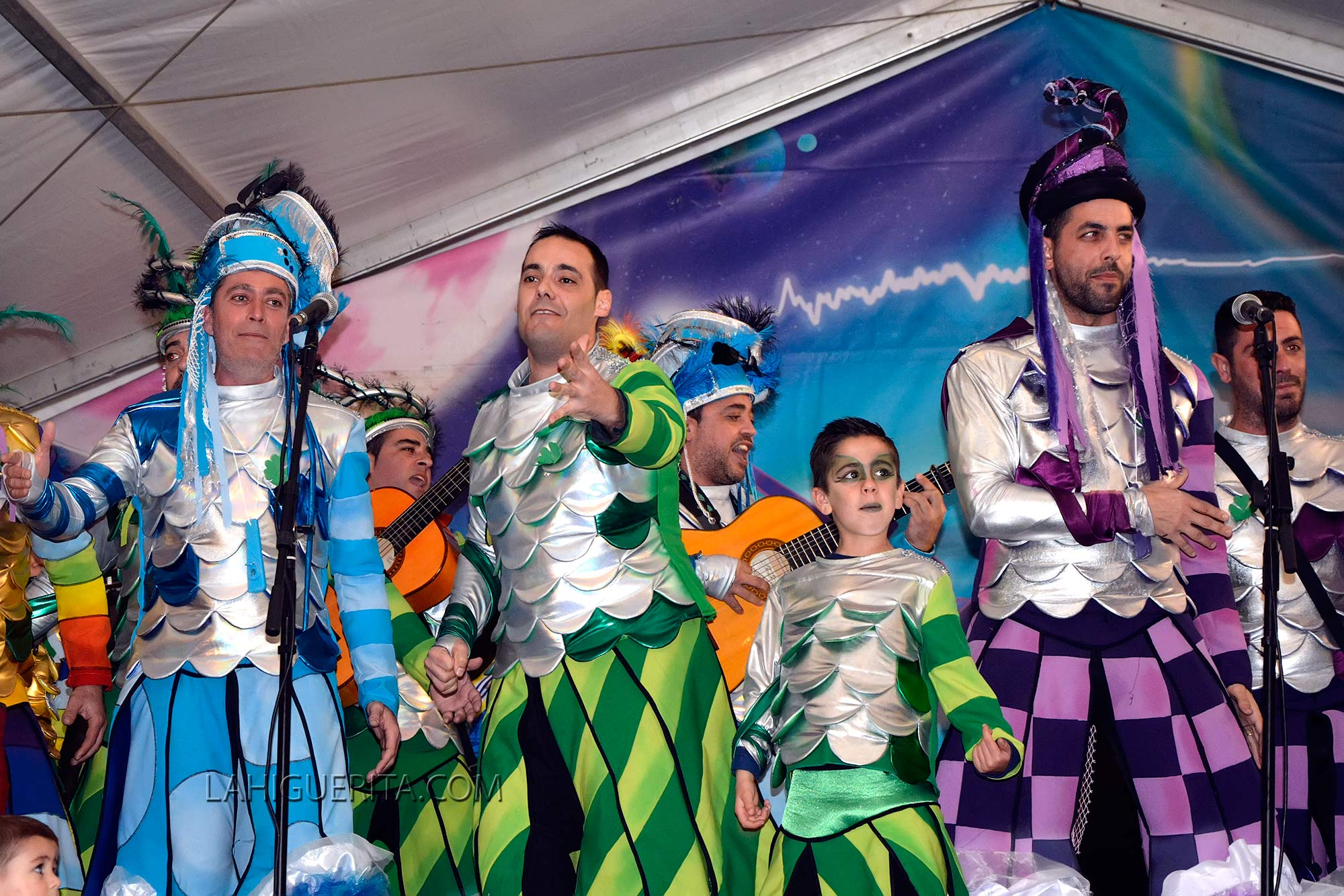 entrega premios carnaval isla cristina 2016