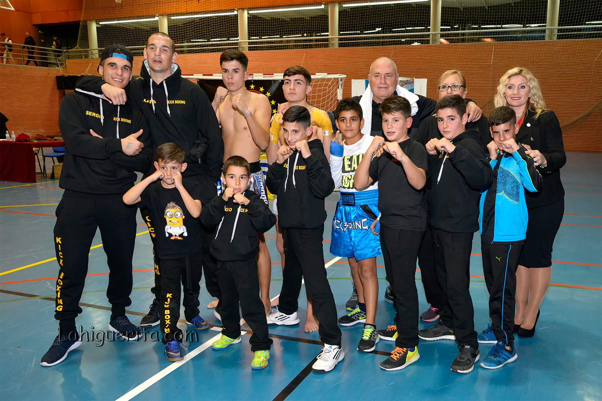 Fotografías del I Campeonato Kickboxing Isla Cristina