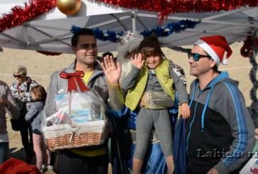 III concurso Muñecos de Nieve Tumbados al Sol de Islantilla