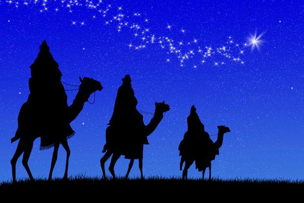 Los mejores Reyes Magos que vi en mi vida