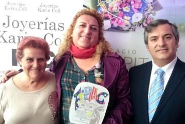 Entrega de premio Manuel Fragoso 'El Patitas' a Juan Romero Alcaide