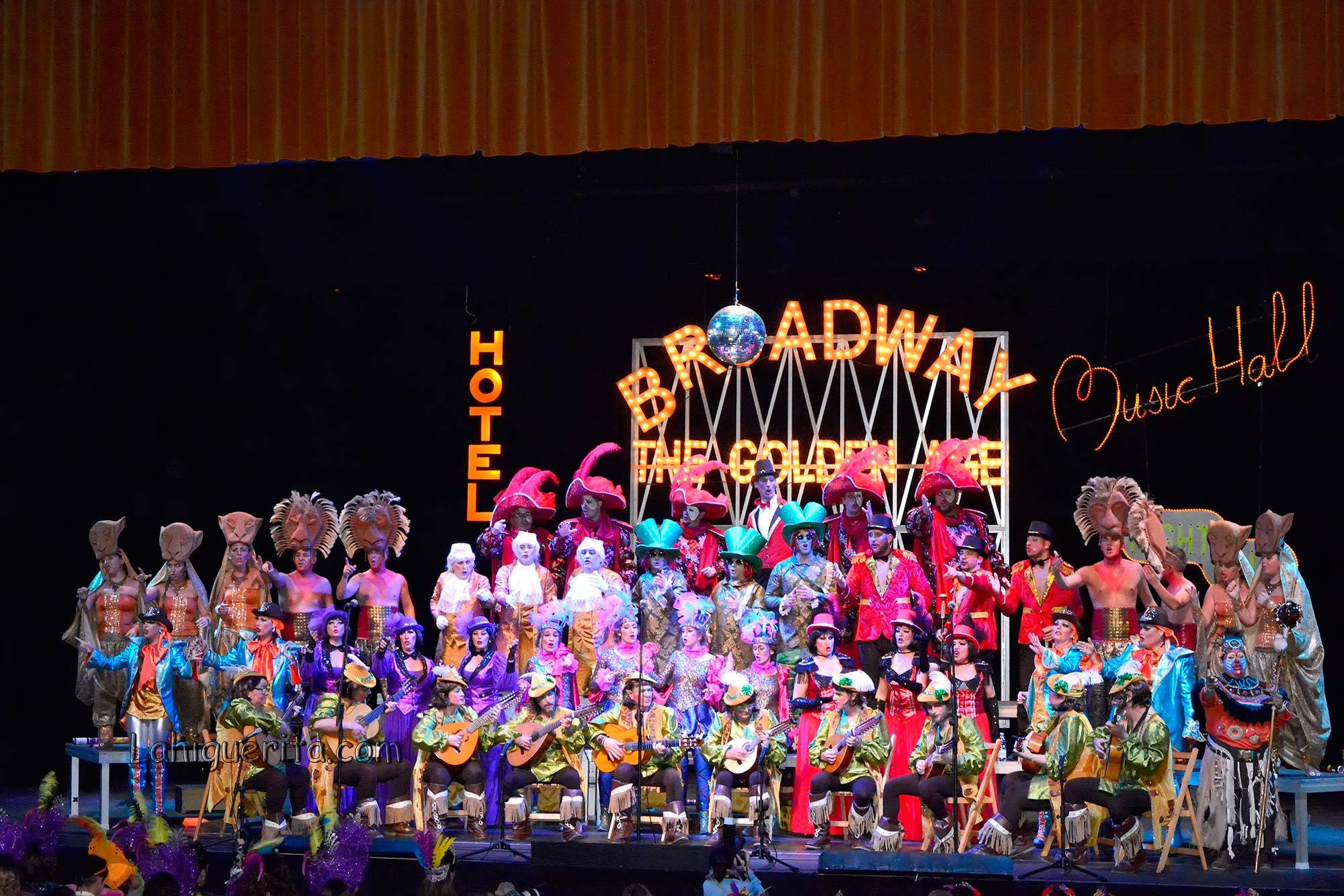 Coro de Isla Cristina Broadway