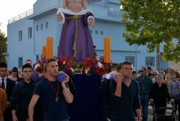 Procesión del Cristo de la Humildad de Punta del Caimán de Isla Cristina 2017