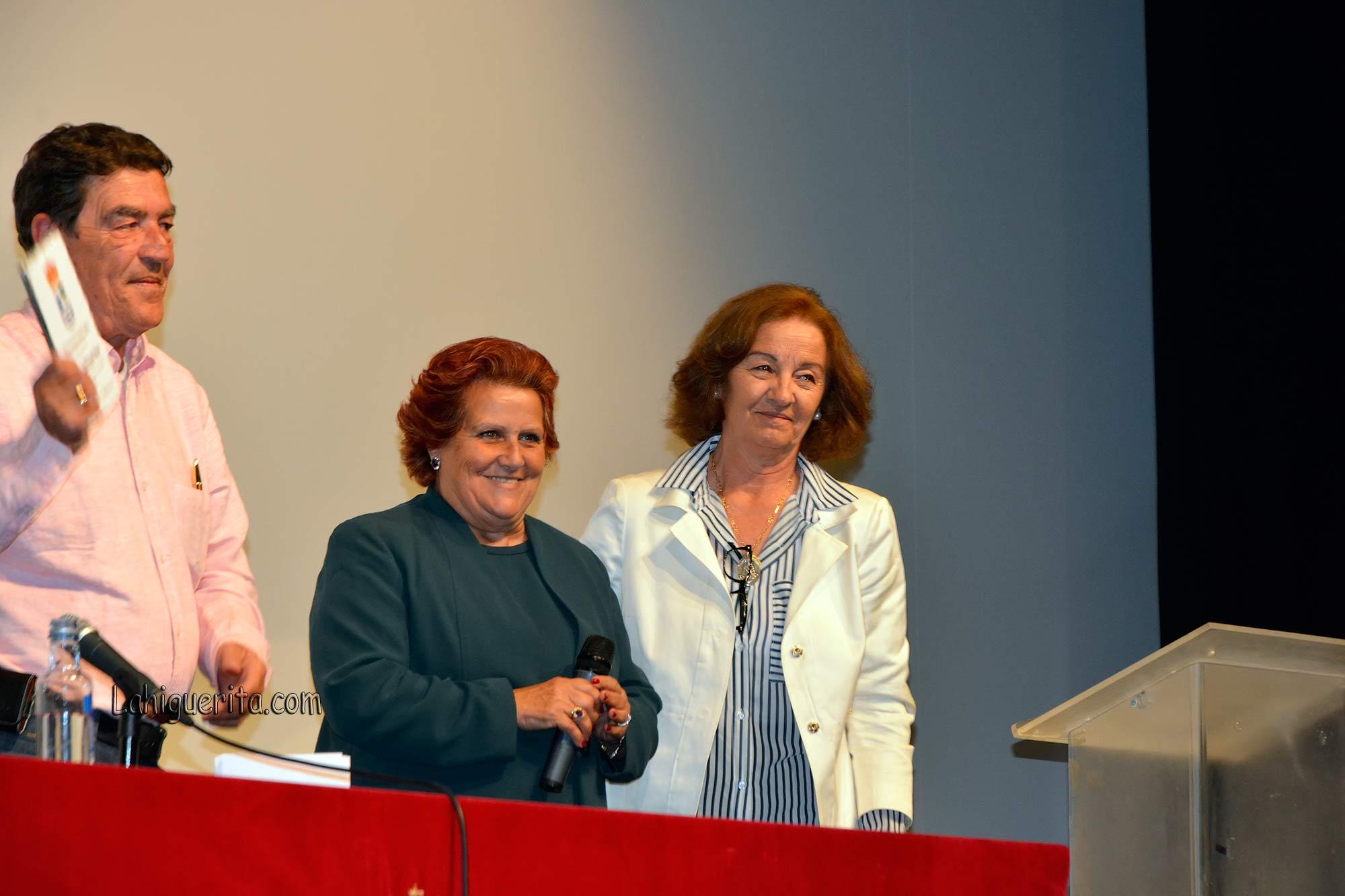 Conferencia en Isla Cristina del Juez de menores de Granada D. Emilio Calatayud