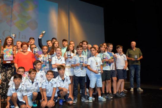 Gala del deporte 2017 en Isla Cristina