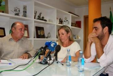 Rueda de Prensa del Equipo de Gobierno sobre el cierre de la Piscina Municipal de Isla Cristina