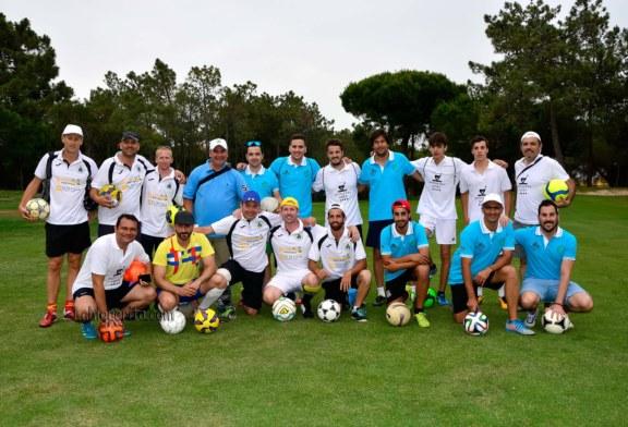 I Campeonato de Andalucía de footgolf en Islantilla