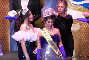 Coronación de la Reina Juvenil del Carnaval de Isla Cristina 2018