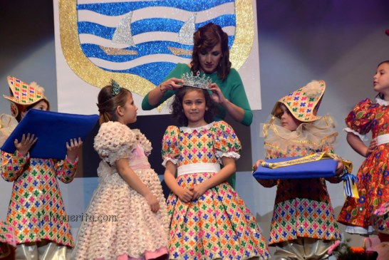 Coronación Infantil del Carnaval de Isla Cristina 2018