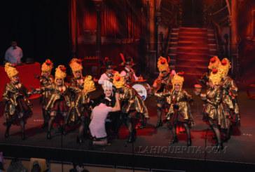 Murga La Madame y sus Señoras Abiertas las 24 Horas en el Carnaval de Isla Cristina 2018