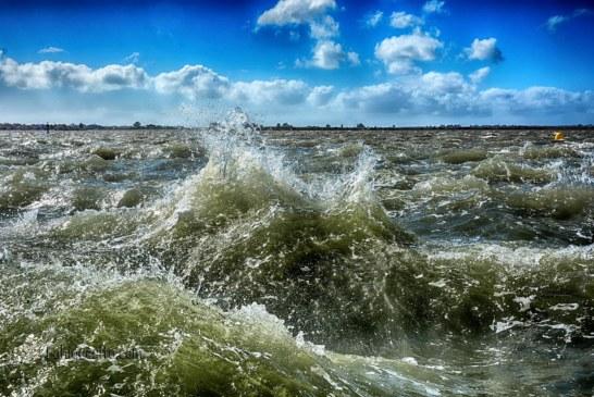 Mar revuelto con