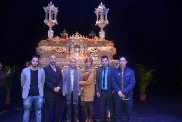 Presentación del Paso Prosecional del Gran Poder de Isla Cristina