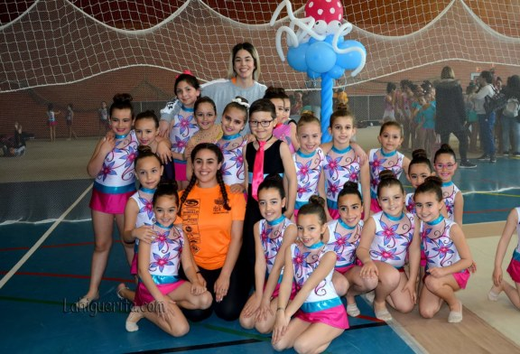 "III torneo de Gimnasia Rítmica del ""Club La Higuerita"" de Isla Cristina 1ª parte"