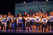 "Comparsa infantil ""Pequeños Guerreros"" en el Carnaval de Isla Cristina 2018"