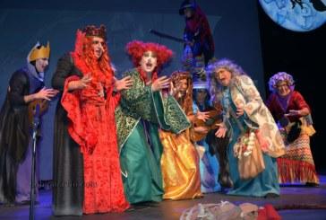 """Murga """"Las Brujas"""" en el Carnaval de Isla Cristina 2018"""
