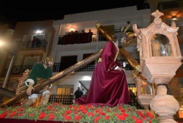 Itinerario de la Procesión del Cristo Atado a la Columna de la Semana Santa de Isla Cristina 2019