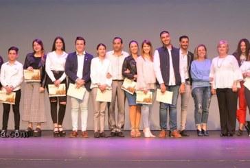 Presentación del Grupo Joven de la hermandad de la Barriada de la Punta del Caimán de Isla Cristina