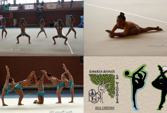 El club de Gimnasia Rítmica la Higuerita compite en el III Torneo Provincial de Bonares